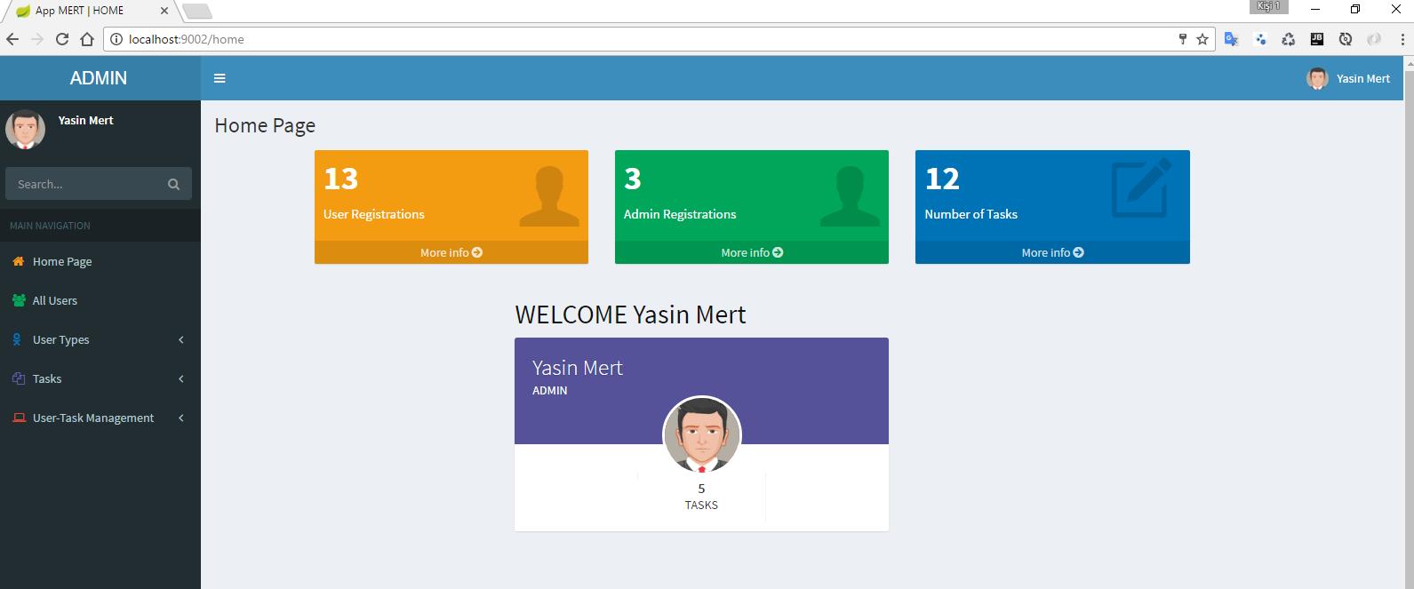 Spring Boot-Mvc-Security app JAVA