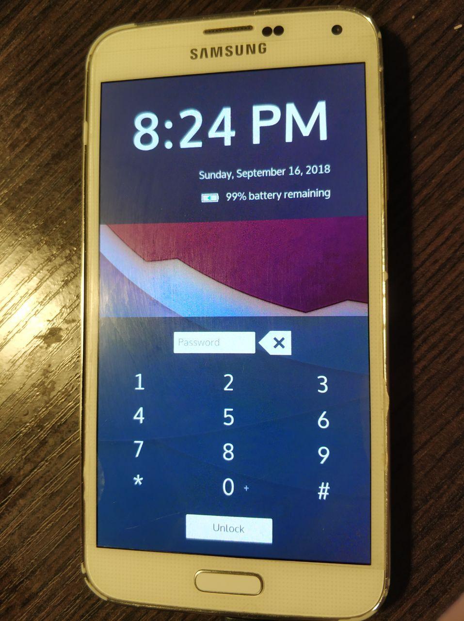 device-port] [klte] Samsung Galaxy S5 · Issue #96 · Halium