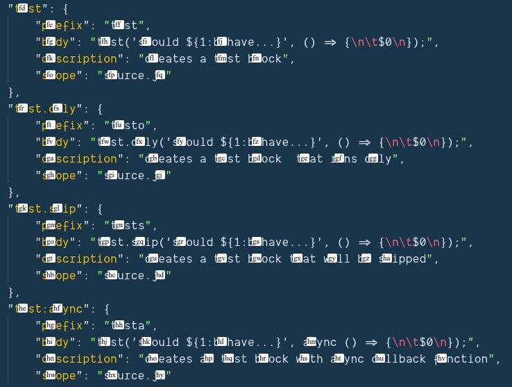 Make font size adjustable · Issue #21 · wmaurer/vscode-jumpy