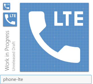 LTE / VoLTE · Issue #3103 · Templarian/MaterialDesign · GitHub