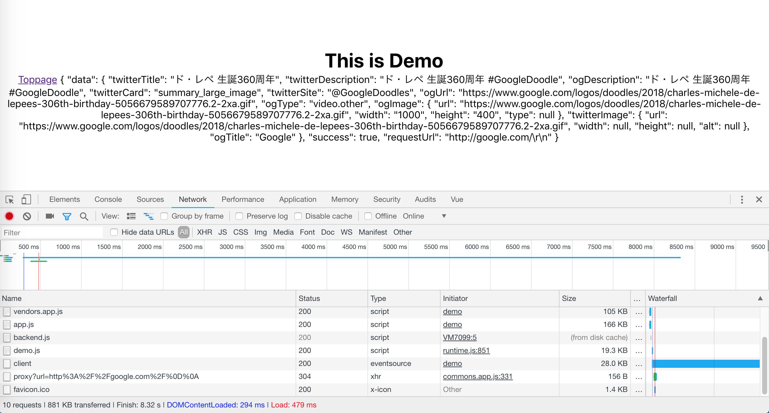 GitHub - hajime-goshima/nuxt-servermiddleware-demo: Nuxt