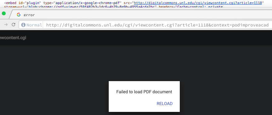 PDF Viewer fails with GET parameters in url · Issue #22