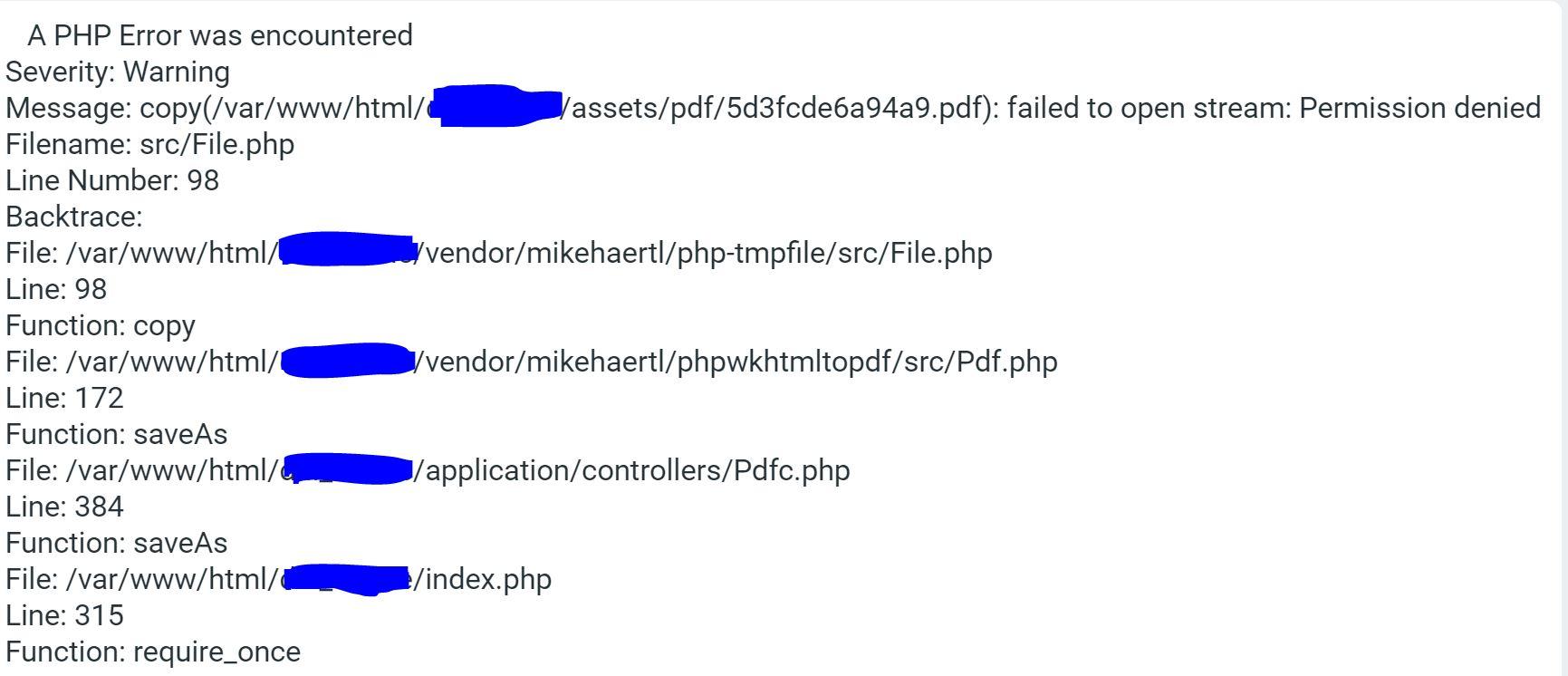 Merge Pdf Files Yii2