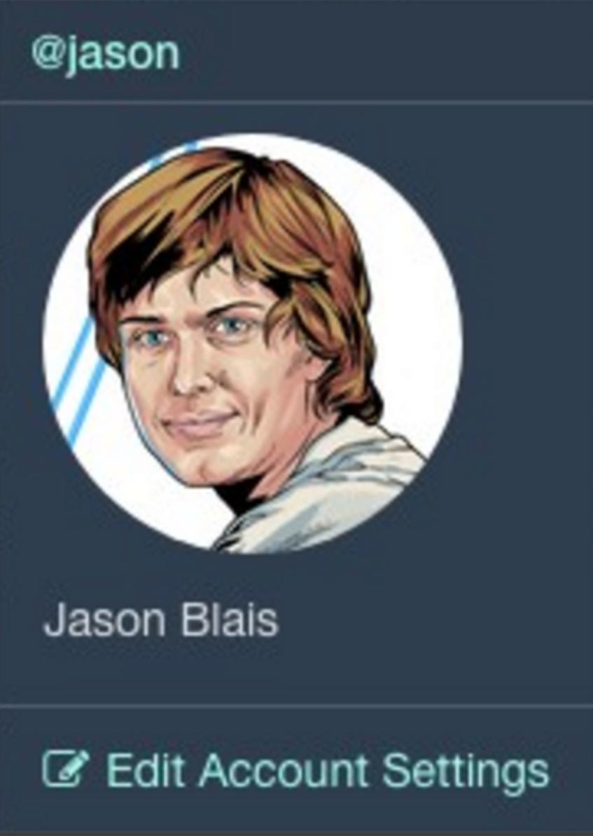 Facial add an account