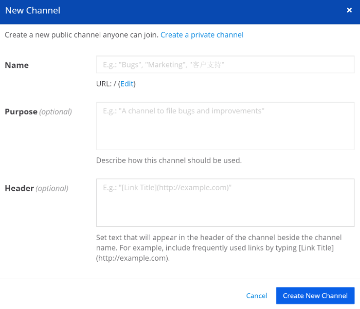 Help Wanted] [XYZ-66] 508 Compliance: Create channel screen - Set