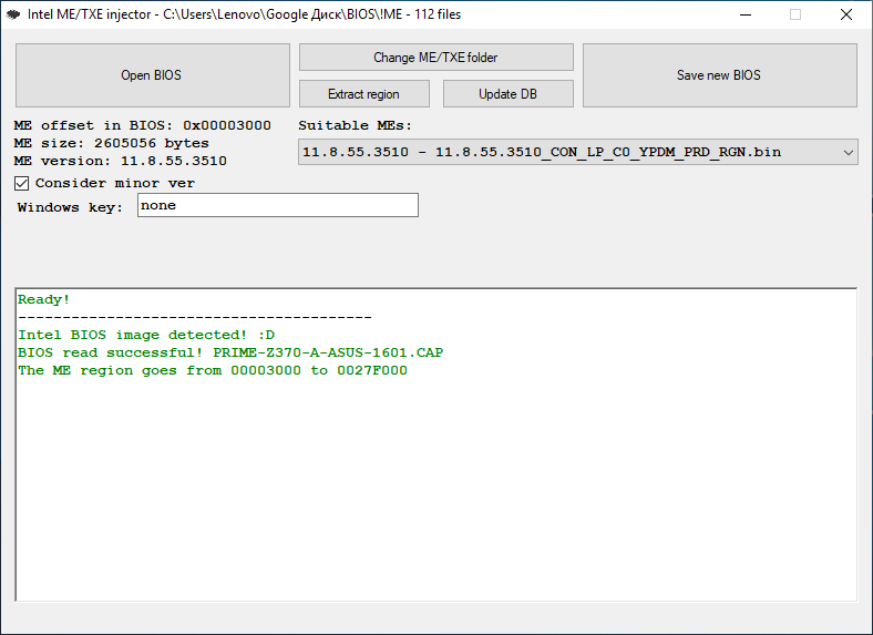 Releases · kolyandex/Intel-ME-region-injector · GitHub