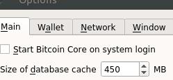 Esecuzione del nodo Bitcoin