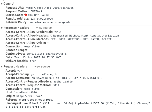 Change an axios instance's default headers? · Issue #209