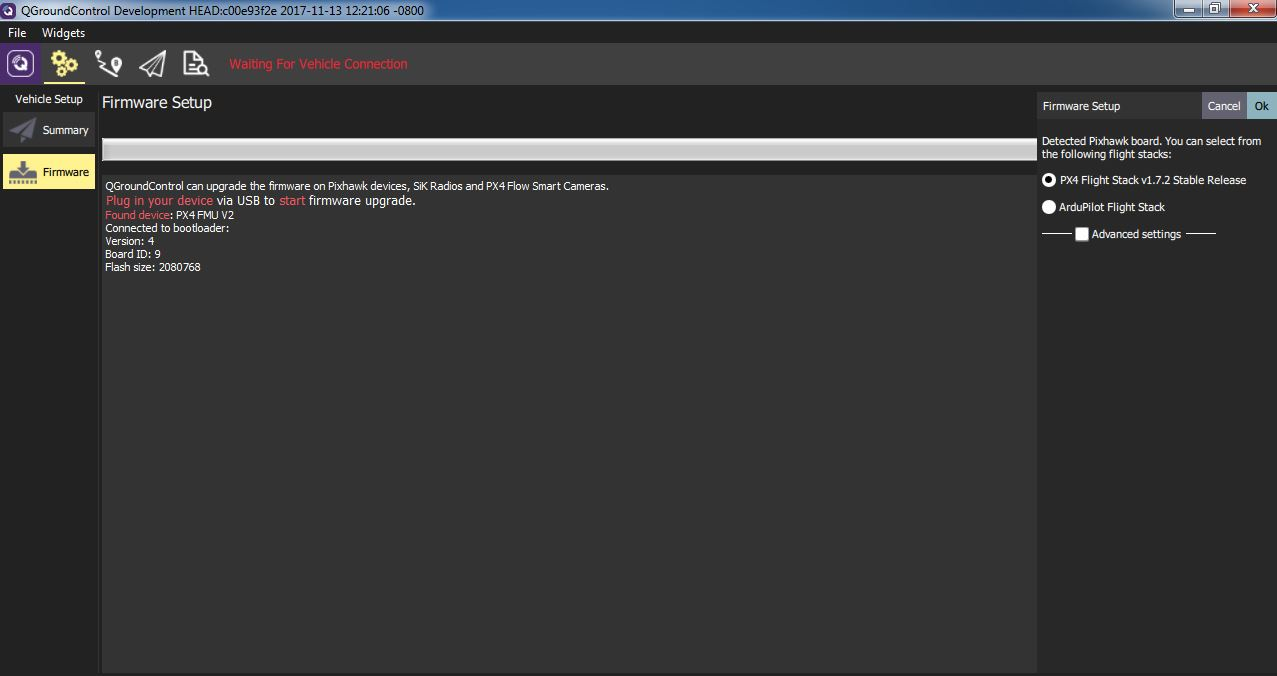 Unclear firmware version <=> hardware correspondance in