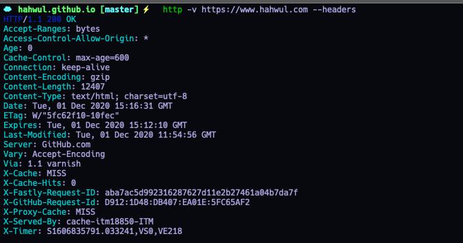 HTTPie, curl을 대체할 만한 강력한 http client