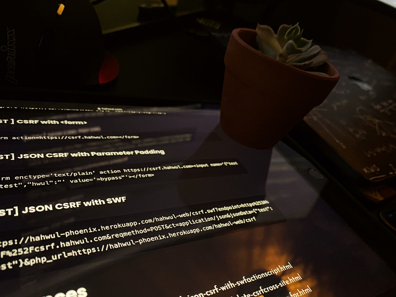 [Phoenix #5] Fixed bug in CSRF Payload Generator