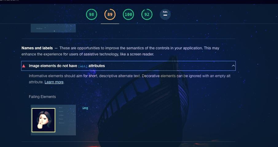 Featured image of post Chrome lighthouse를 통한 웹 페이지 성능 측정