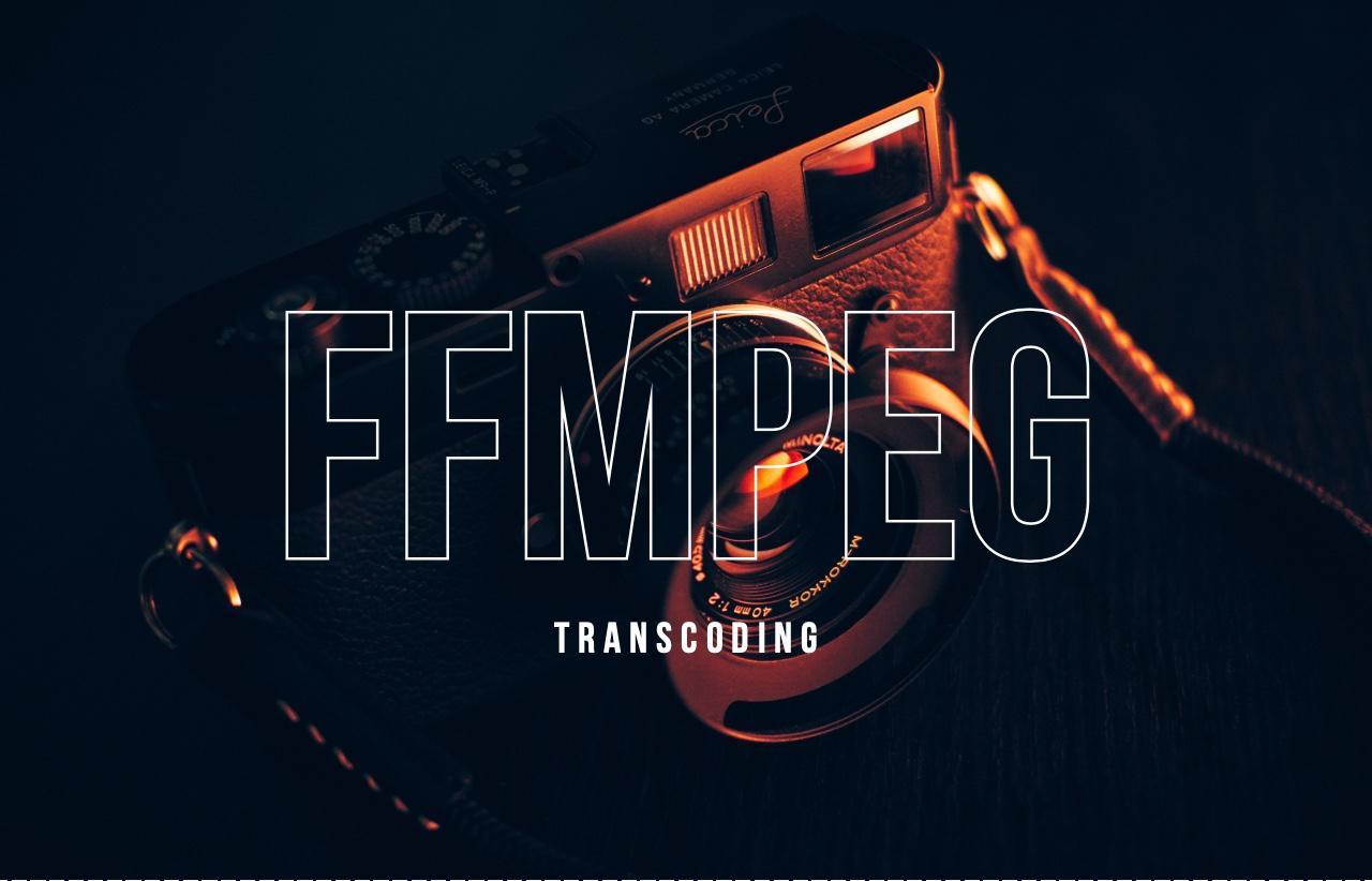 Featured image of post ffmpeg를 이용하여 macos에서 동영상을 gif로 변환하기 (transcoding)