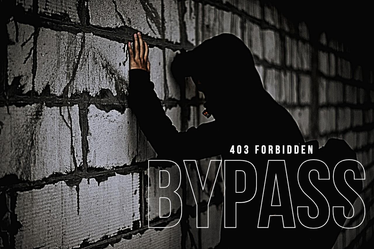 Featured image of post 403 forbidden을 우회하는 4가지 방법들