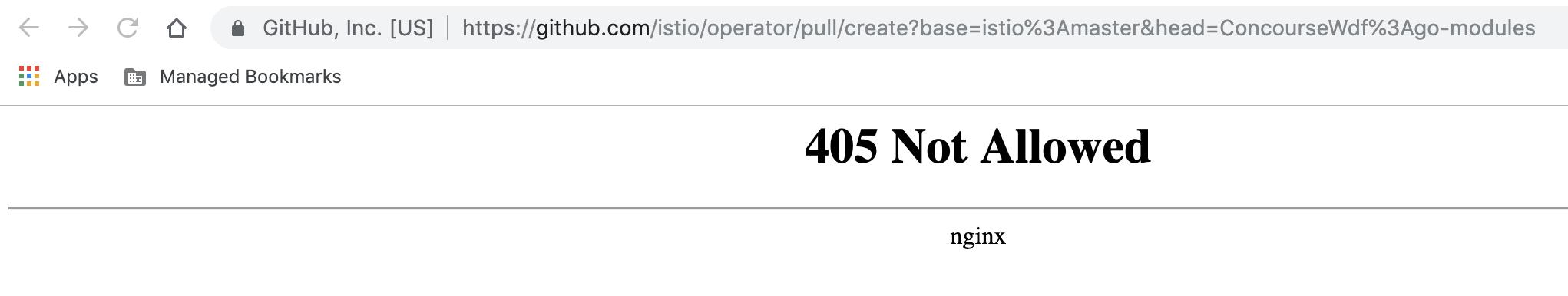 Migrate operator repo to Go modules · Issue #15240 · istio