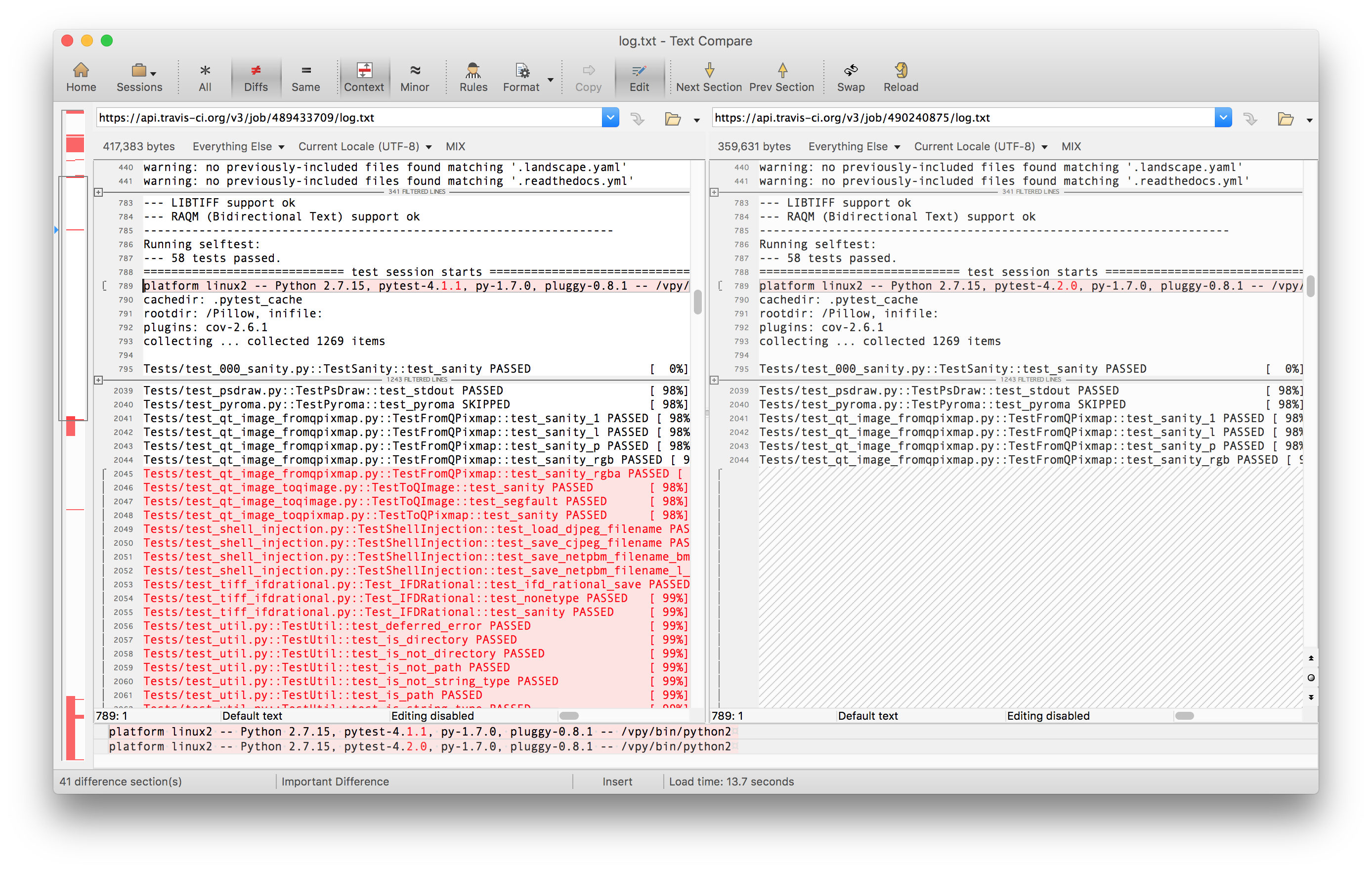 CI: Arch build failing · Issue #3641 · python-pillow/Pillow