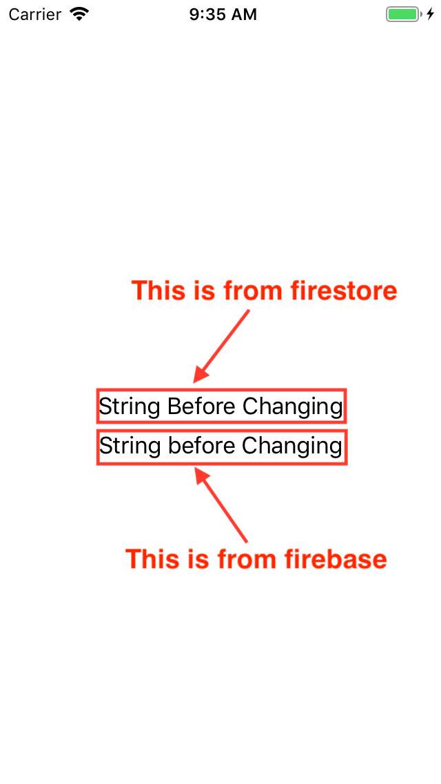 Screenshot Before Changing
