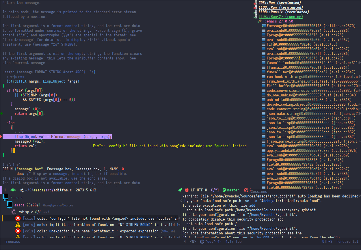 Use native JSON functionality in Emacs 27 · Issue #210