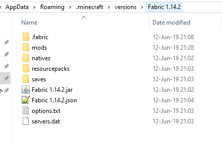 Fabric Doesn T See Mods Issue 128 Fabricmc Fabric Loader Github