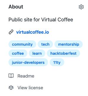 A good open source description