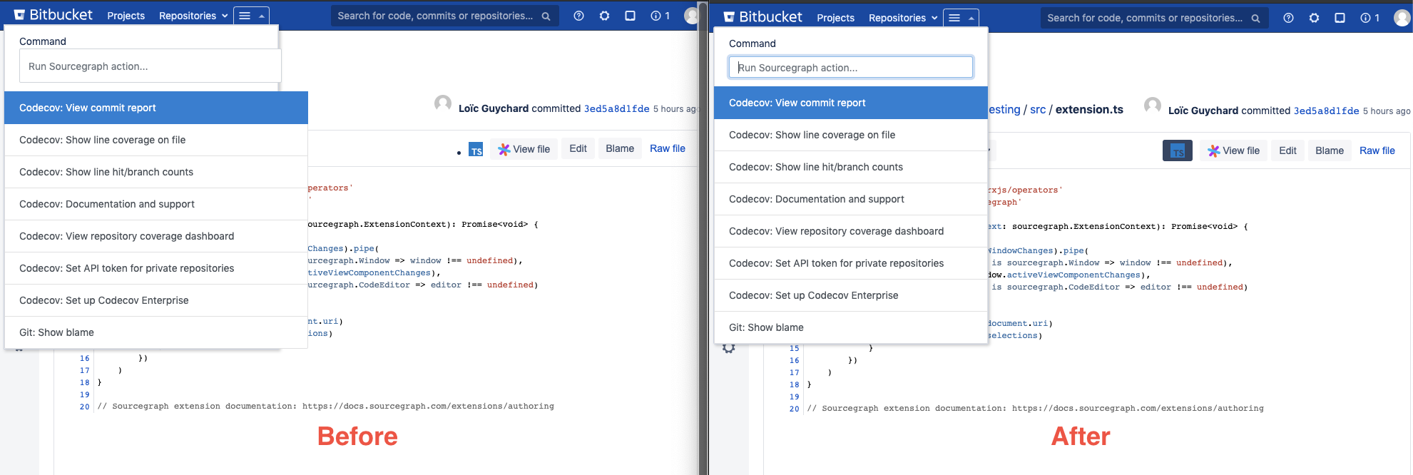 Bitbucket Server progress Tweet · Issue #99 · sourcegraph
