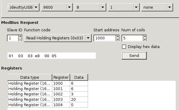WARNUNG: Error com ghgande j2mod modbus ModbusIOException:I
