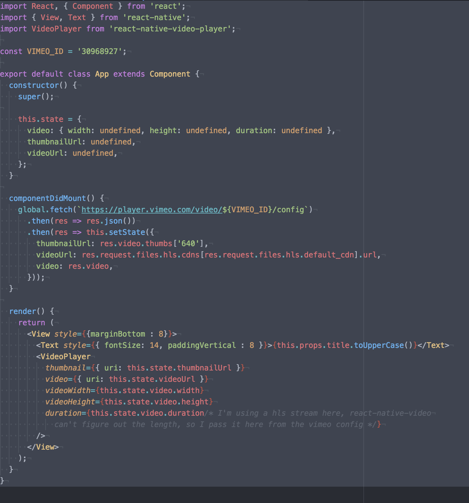Android 5 1 white screen · Issue #36 · cornedor/react-native