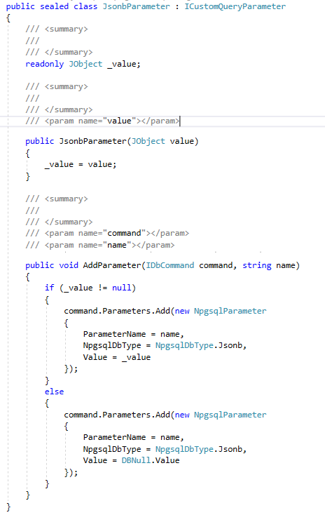 Can't write CLR type Newtonsoft Json Linq JObject with