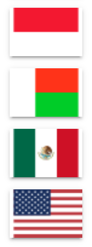 flags with boxshadow whitespace