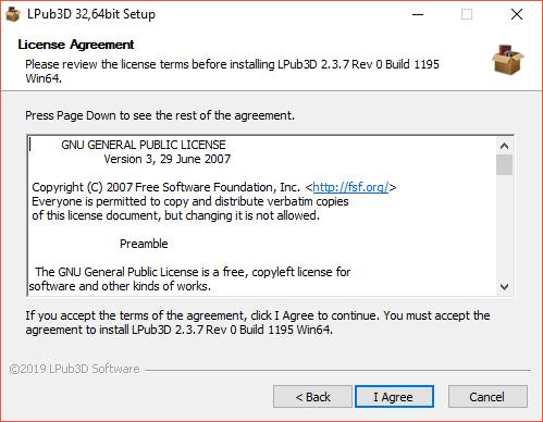 Windows installer README screen show HTML code · Issue #177
