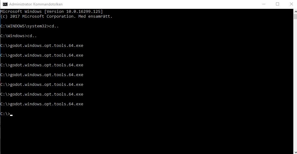 64bit Crashing after windows 10 update · Issue #17157