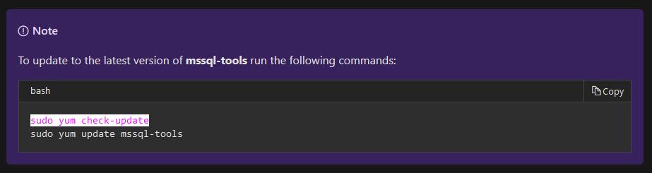 yum check-update fails on RHEL · Issue #2445 · MicrosoftDocs