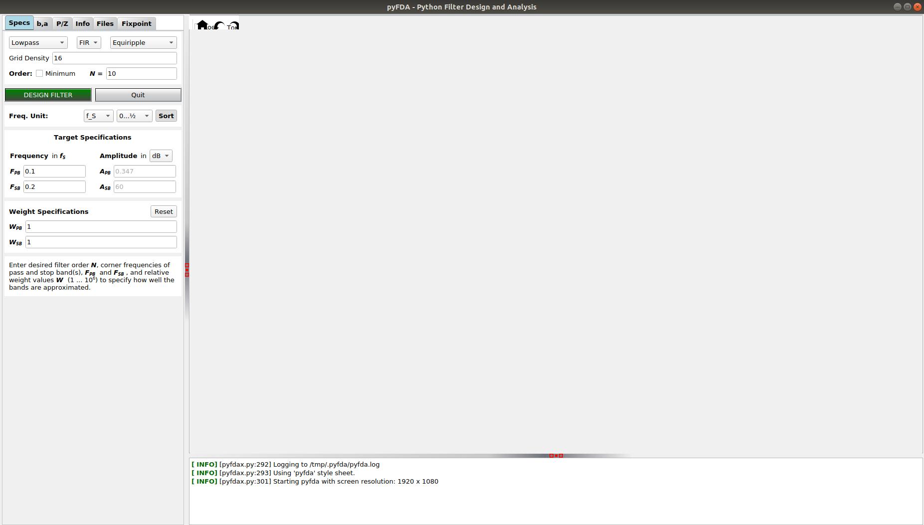 No Plot Widget Tabs with matplotlib 3 1 · Issue #148 · chipmuenk