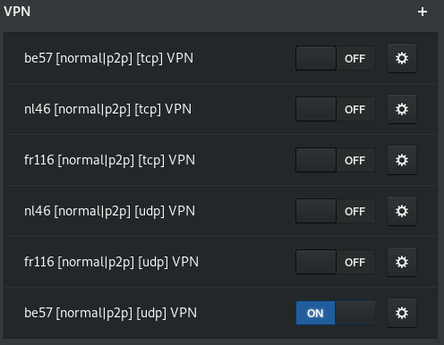 Very few connections added · Issue #84 · Chadsr/NordVPN
