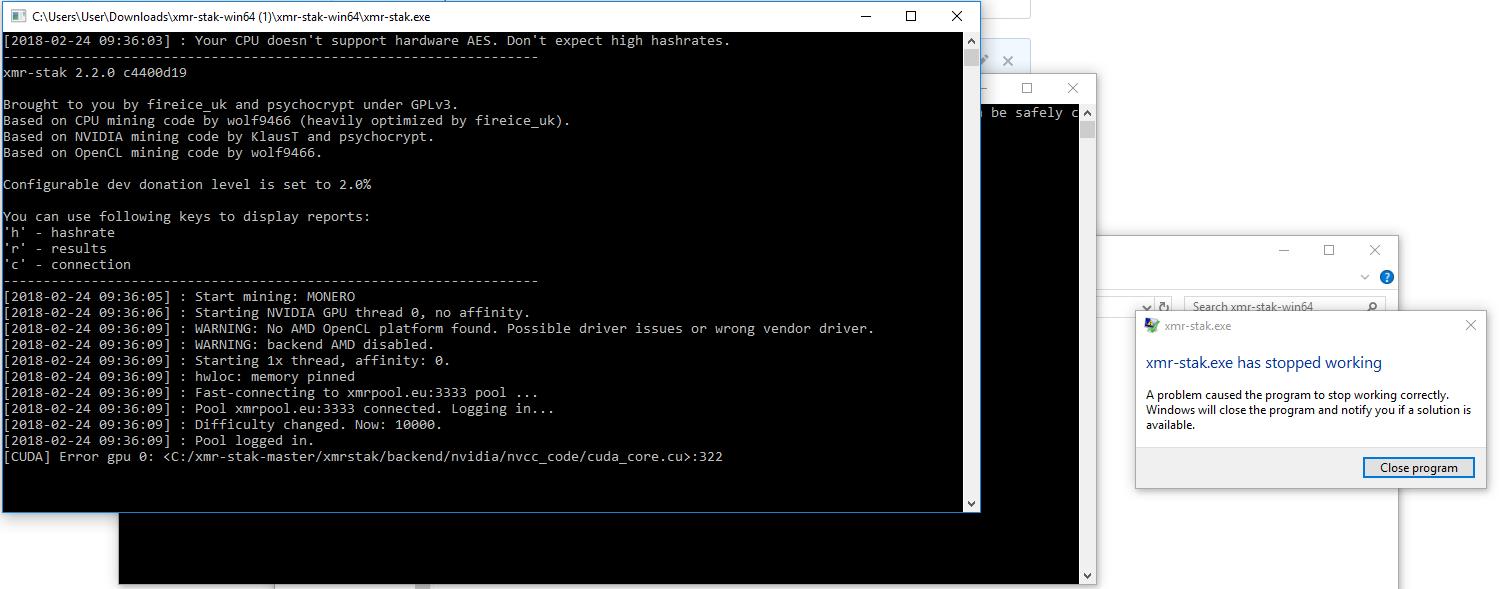 CUDA] Error gpu 0: <C:/xmr-stak-master/xmrstak/backend
