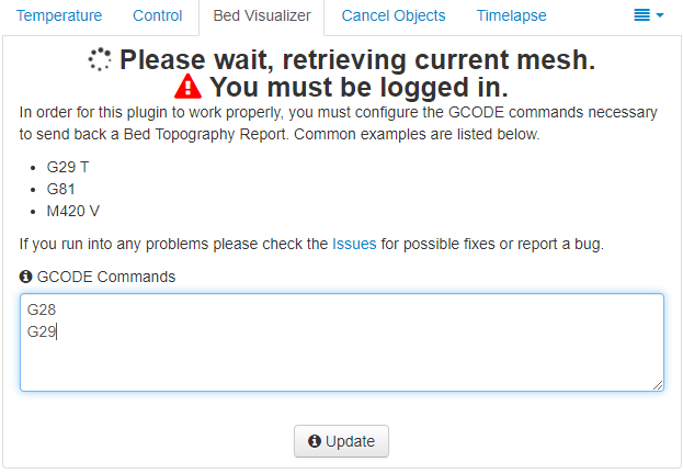 Please wait, retrieving current mesh  You must be logged in