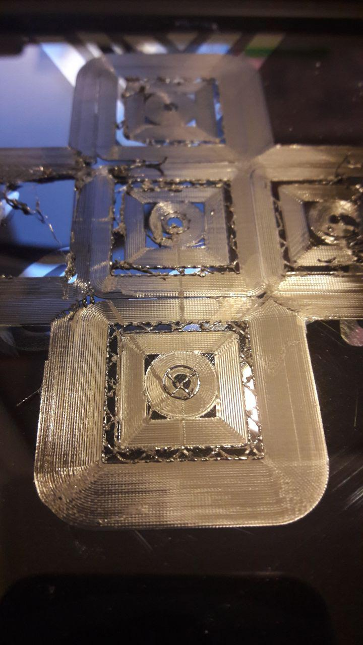 Stock firmware with TMC2100 = Bad Extrusion ratio · Issue #1