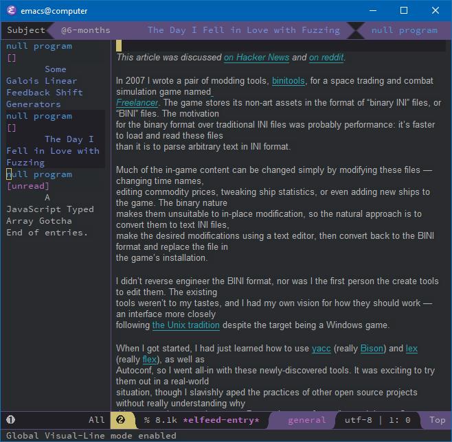 Reddit Terminal Windows