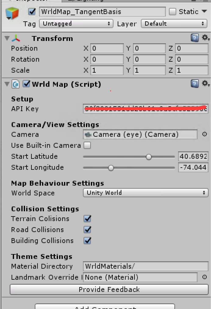 Map doesn't load sometimes · Issue #32 · wrld3d/unity-api