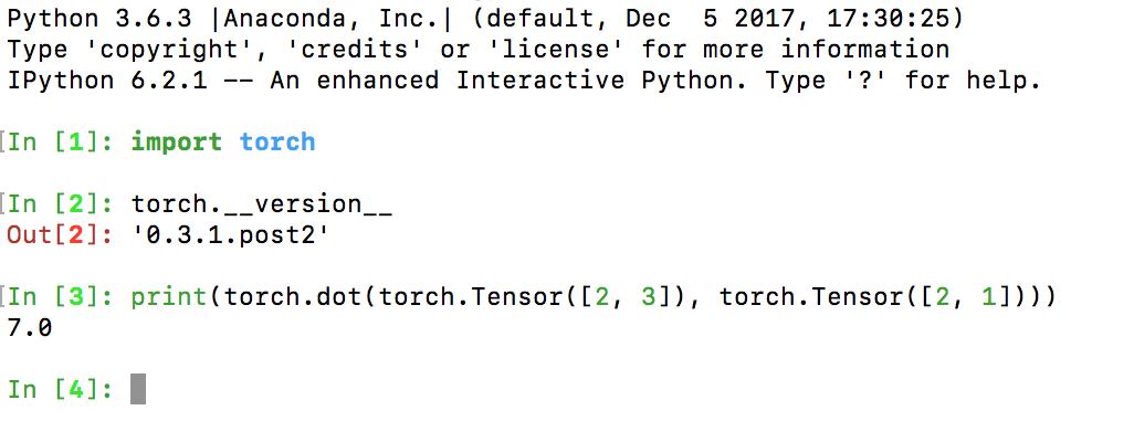 In IPython torch dot always returns 0 · Issue #5609