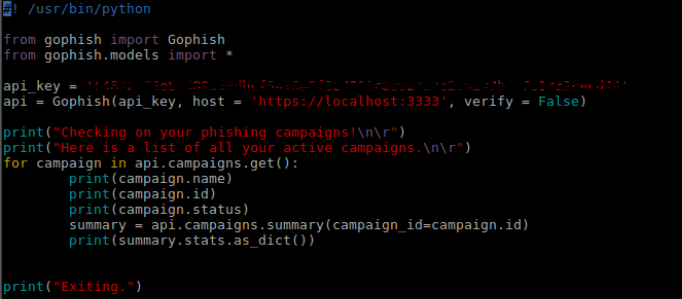 Can't get api campaigns summary(campaign_id=xx) to return