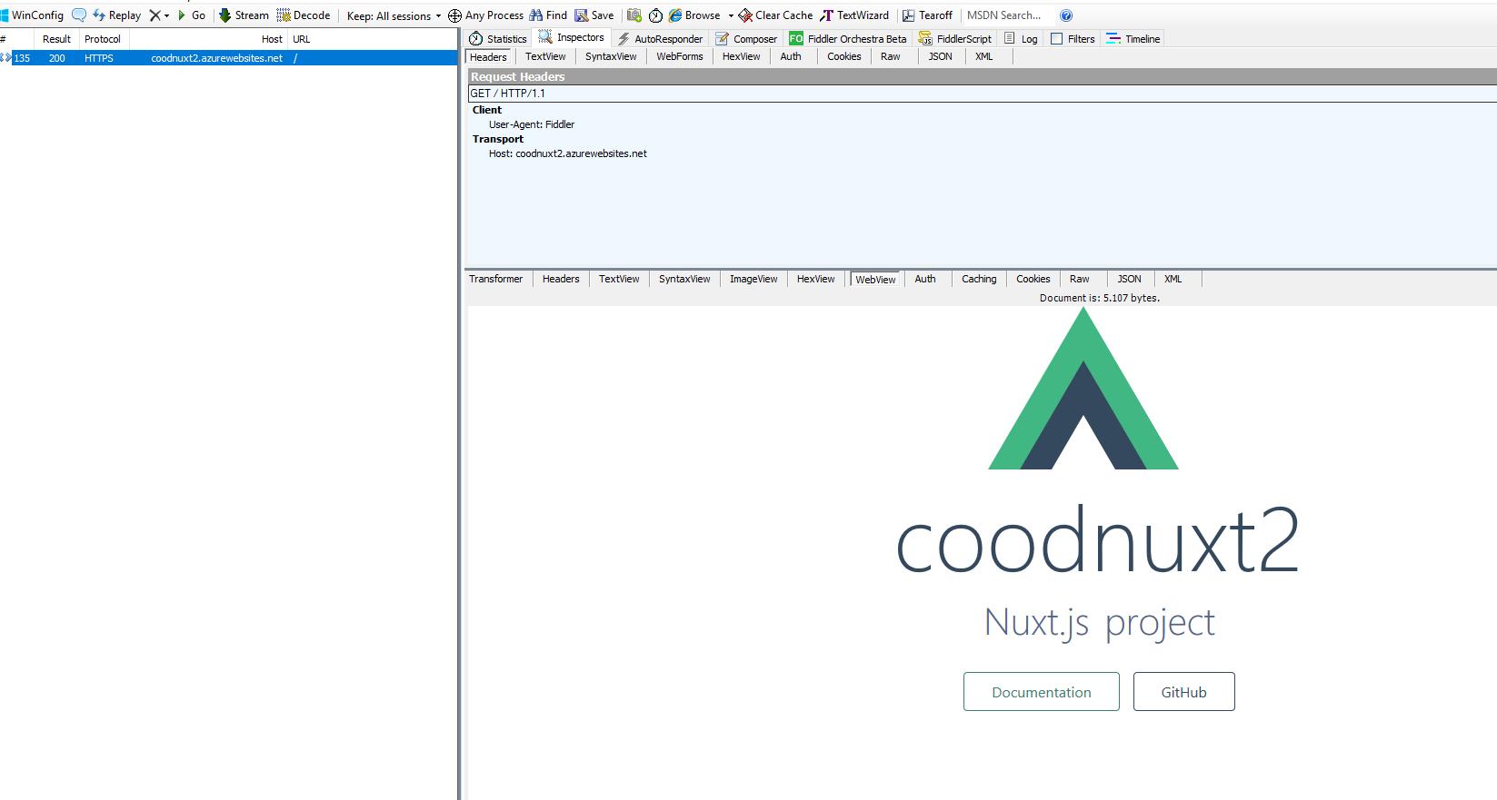 IISNode hosting · Issue #465 · nuxt/nuxt js · GitHub