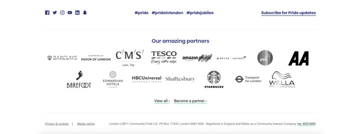 f9f48ae99785 QA2  Footer · Issue  395 · PrideInLondon pride-london-web · GitHub