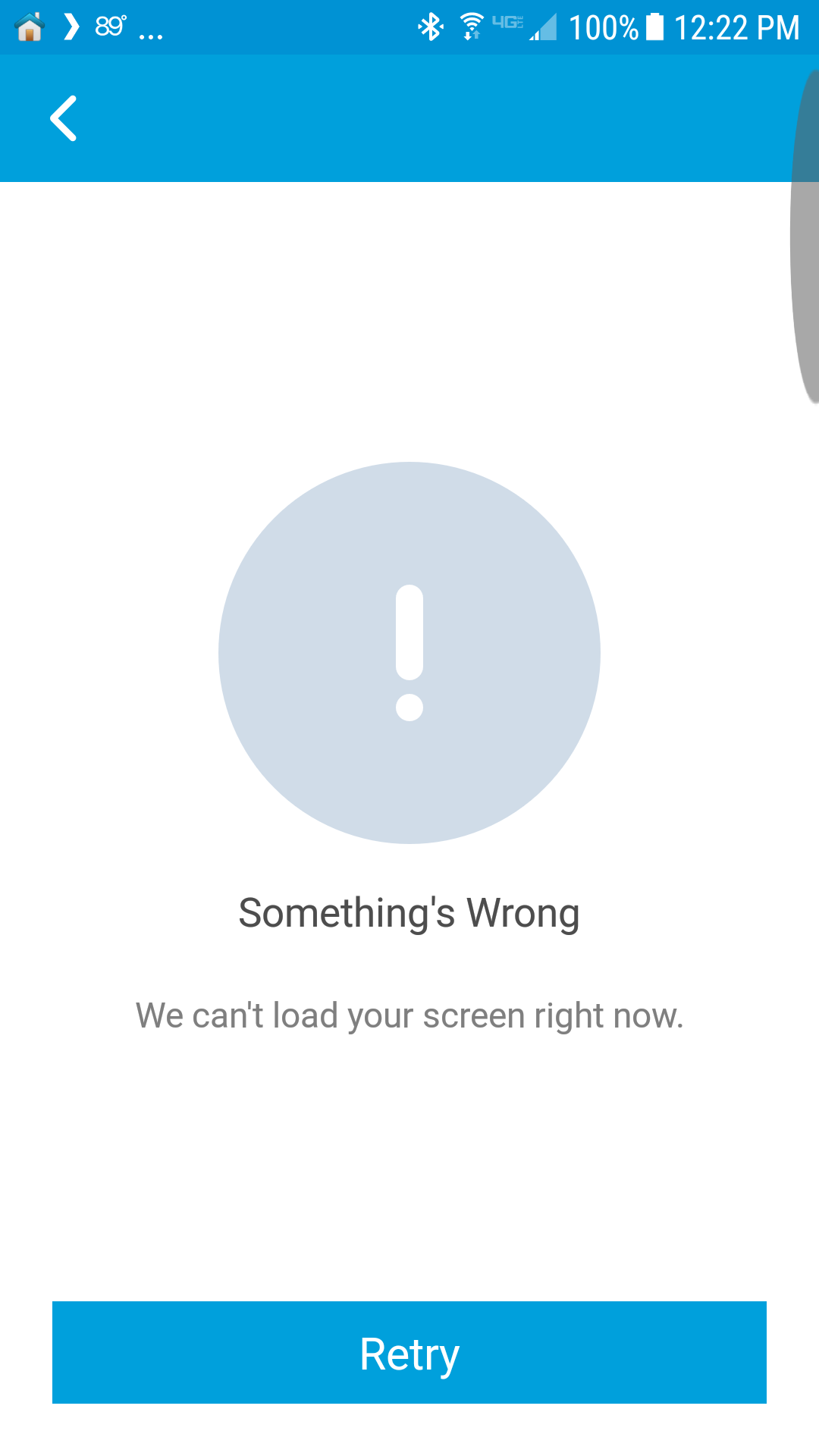Unable to install Smartthings Home Assistant App · Issue