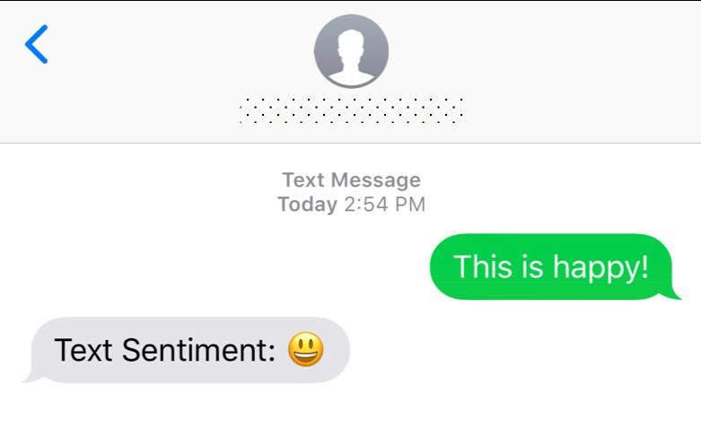 Happy Text