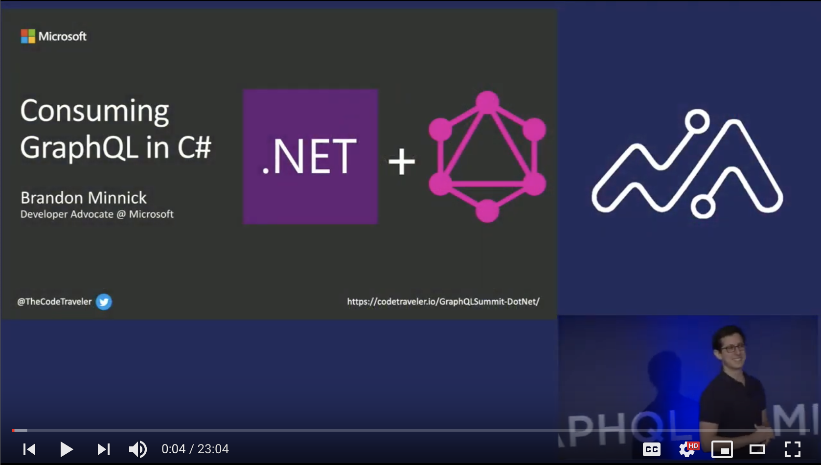 Consuming GraphQL in C#