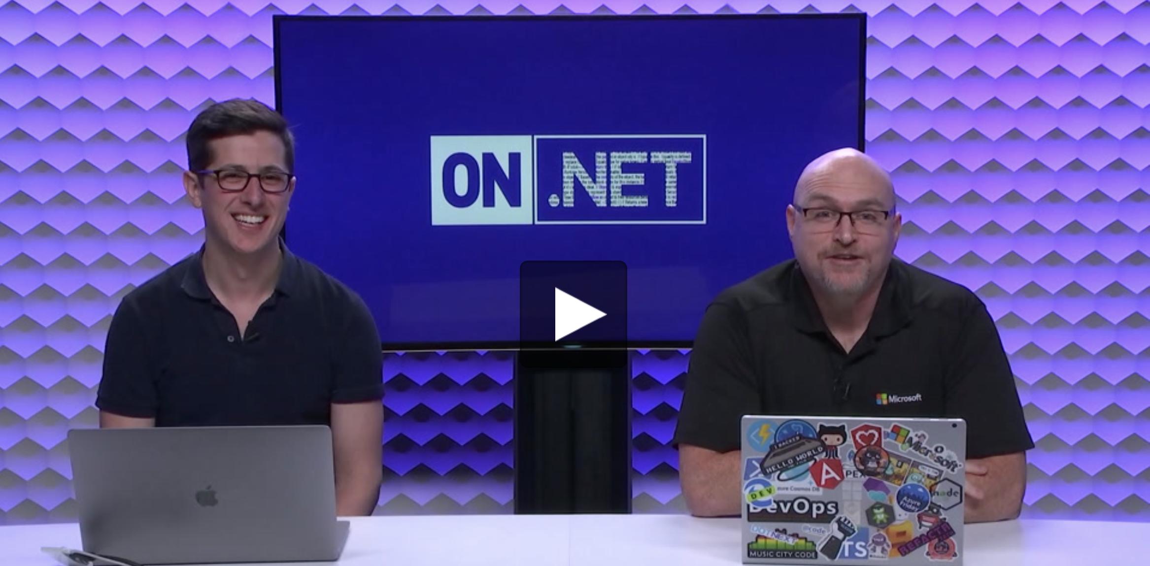 On .NET Show