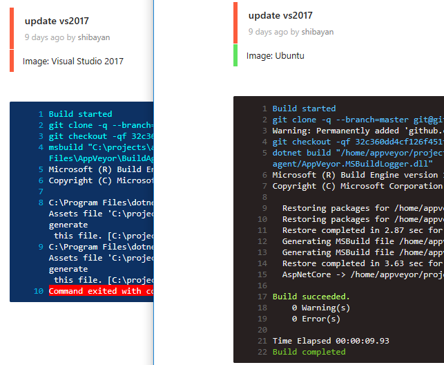 Option to use dotnet cli instead of msbuild · Issue #2173