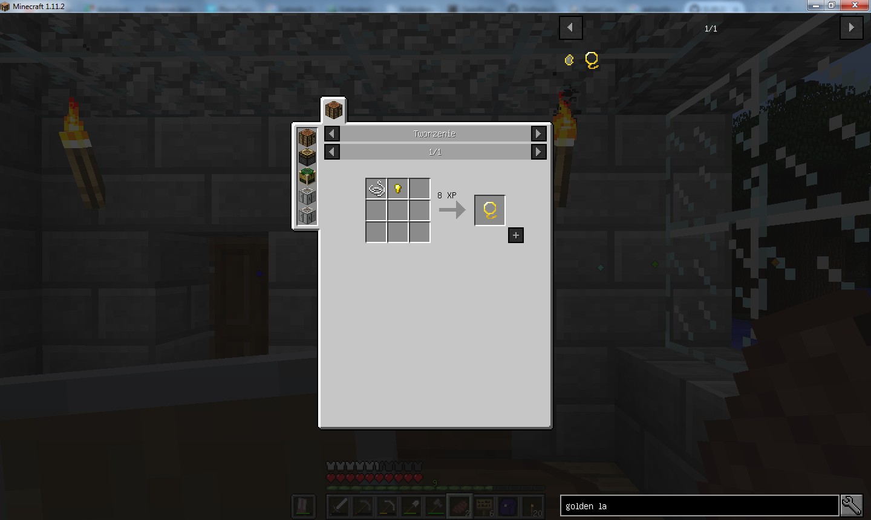 minecraft golden lasso mod 1.7.10