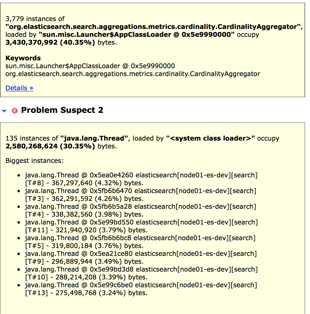o e b ElasticsearchUncaughtExceptionHandler] [node01-es-dev